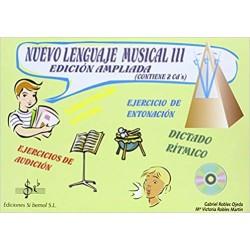 NUEVO LENGUAJE MUSICAL VOL...