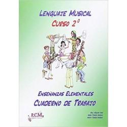 LENGUAJE MUSICAL RCM 2º...